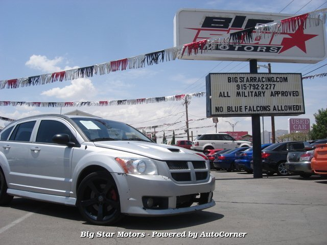 2008 Dodge Caliber SRT4 6-Speed Manual