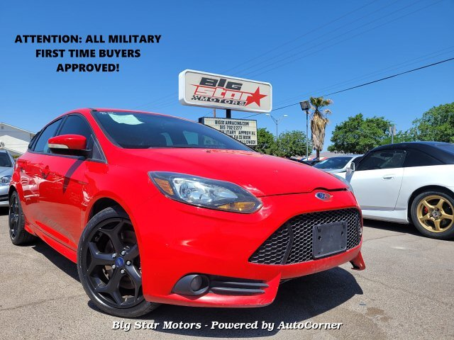 2014 Ford Focus ST Hatchback 5-Speed Manual
