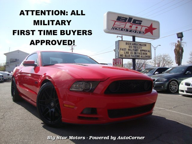 2014 Ford Mustang 5.0 GT Turbocharged Coupe 6-Speed Manual