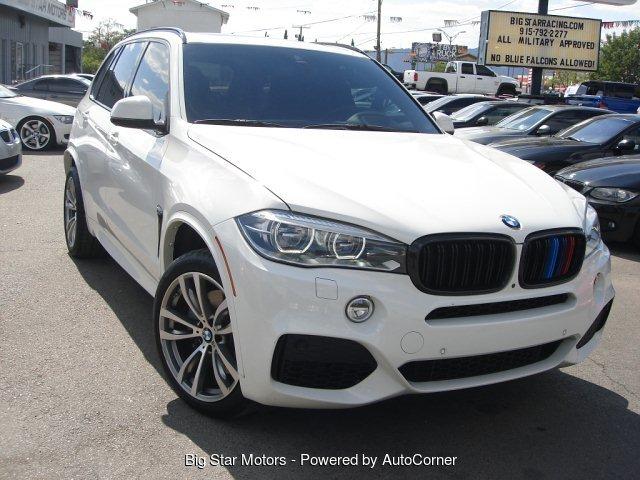 2016 BMW X5 xDrive50i M Package AWD V8 Twin Turbo