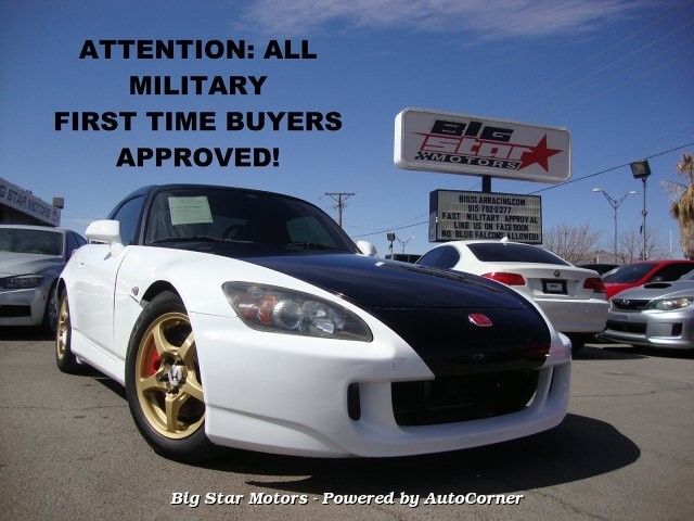 2005 Honda S2000 Roadster 6-Speed Manual
